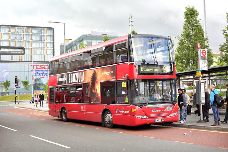 15080 LX09AFK, Woolwich 13/5/2014