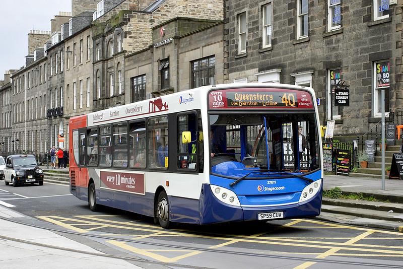 27611 SP59CUA, Edinburgh 13/6/2014