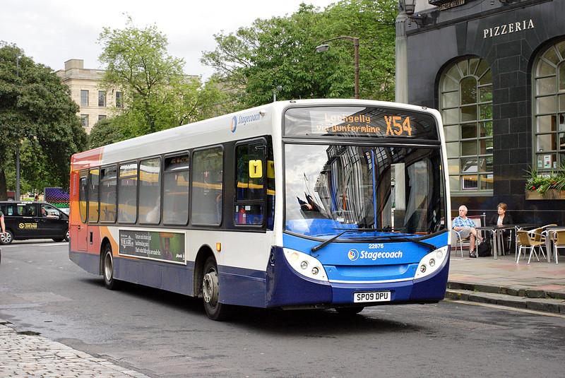 22876 SP09DPU, Edinburgh 13/6/2014