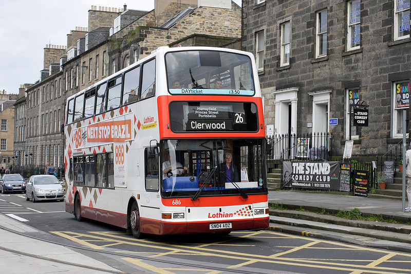 686 SN04ADZ, Edinburgh 13/6/2014