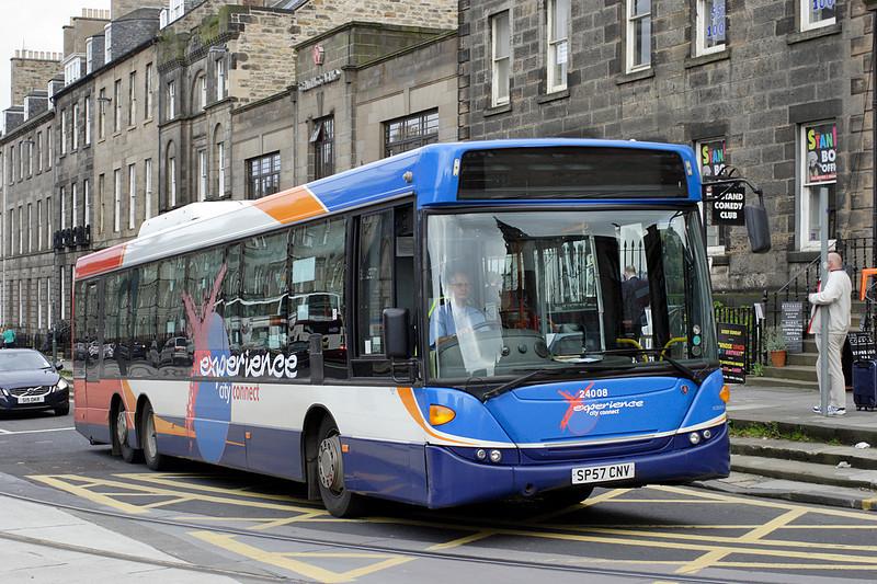 24008 SP57CNV, Edinburgh 13/6/2014