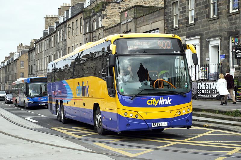 54124 SP62CJU, Edinburgh 13/6/2014
