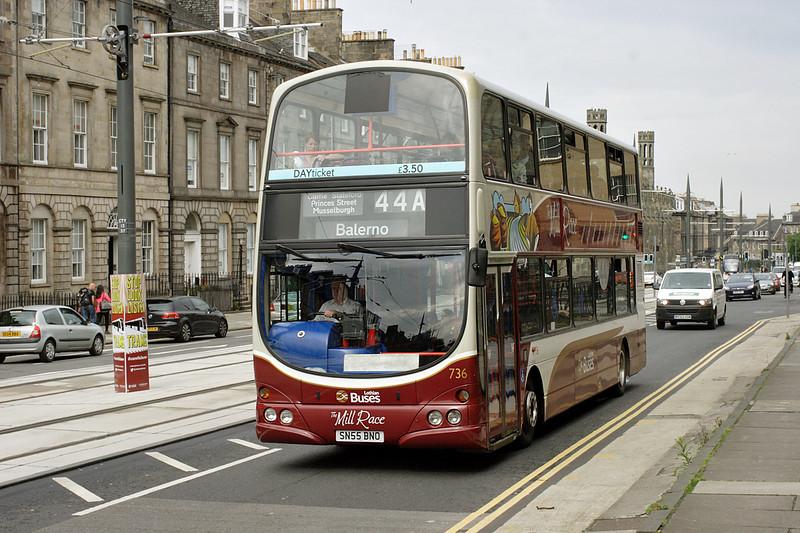 736 SN55BNO, Edinburgh 13/6/2014