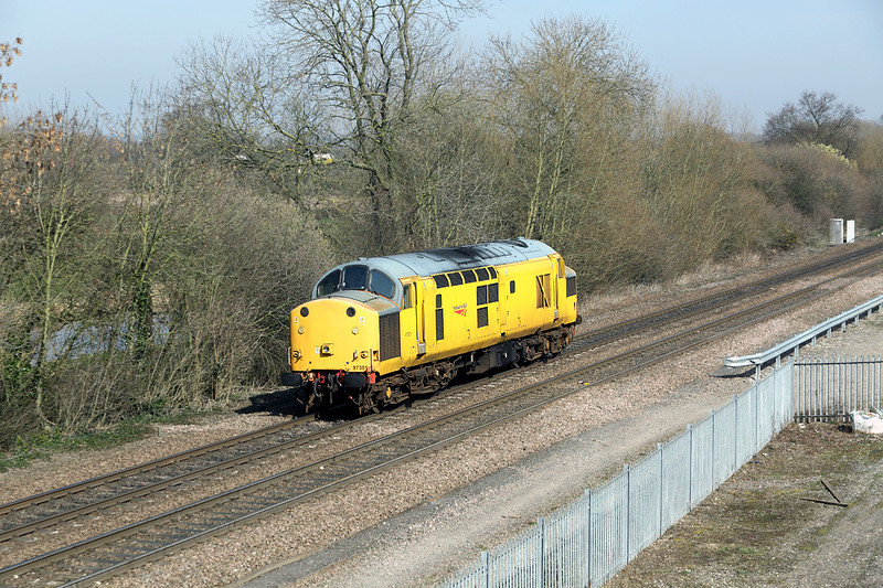 97301 Stenson Junction 14/3/2014<br /> 0D02 1127 Basford Hall-Derby RTC