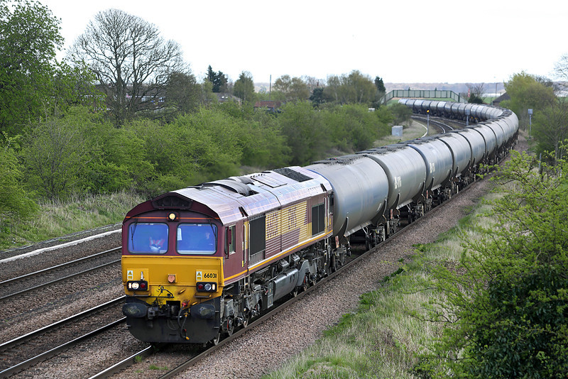 66031 Melton Ross 14/4/2014<br /> 6M00 1141 Humber Oil Terminal-Kingsbury