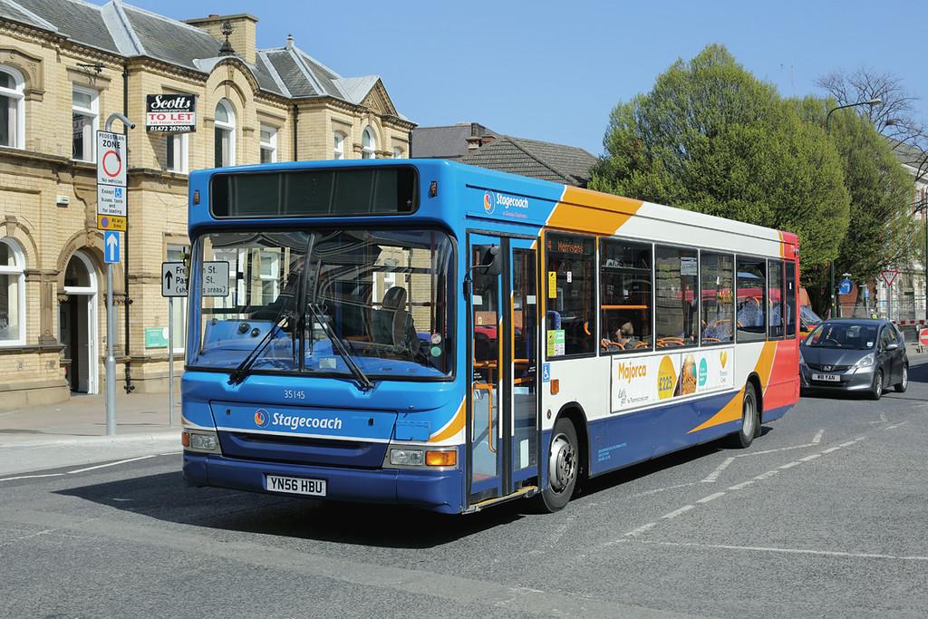 35145 YN56HBU, Grimsby 14/4/2014
