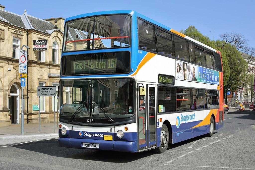 17681 V381EWE, Grimsby 14/4/2014