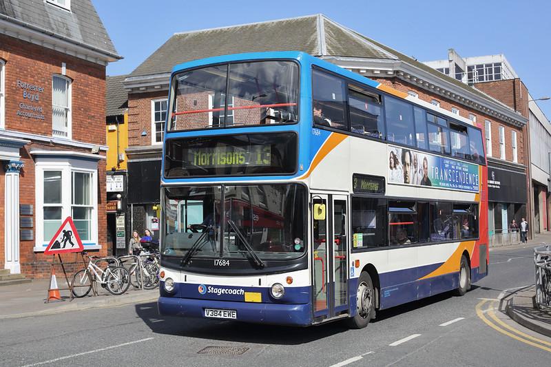 17684 V384EWE, Grimsby 14/4/2014