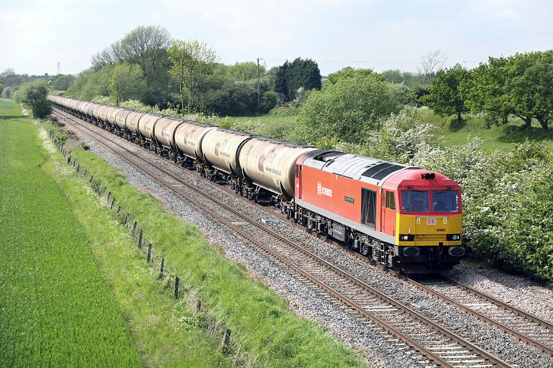 60062 Barrow-upon-Trent 15/5/2014<br /> 6E41 1141 Westerleigh-Lindsey OR
