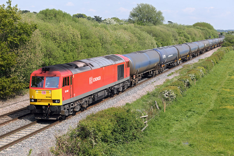 60044 Barrow-upon-Trent 15/5/2014<br /> 6M00 1140 Humber OR-Kingsbury