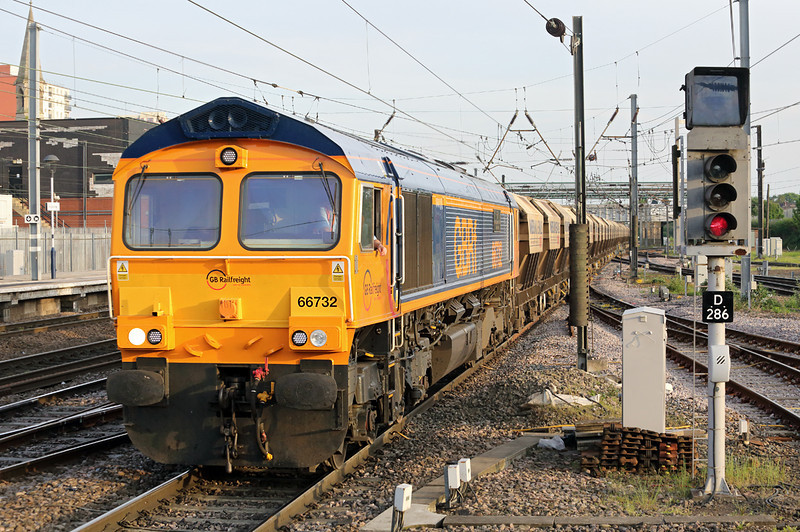 66732 Doncaster 16/5/2014<br /> 6E88 1239 Middleton Towers-Goole Glassworks
