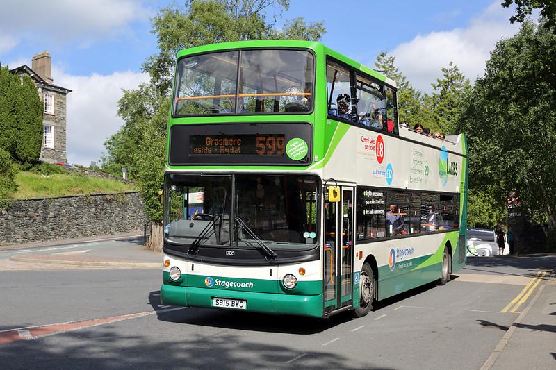 17015 S815BWC, Windermere 16/6/2014