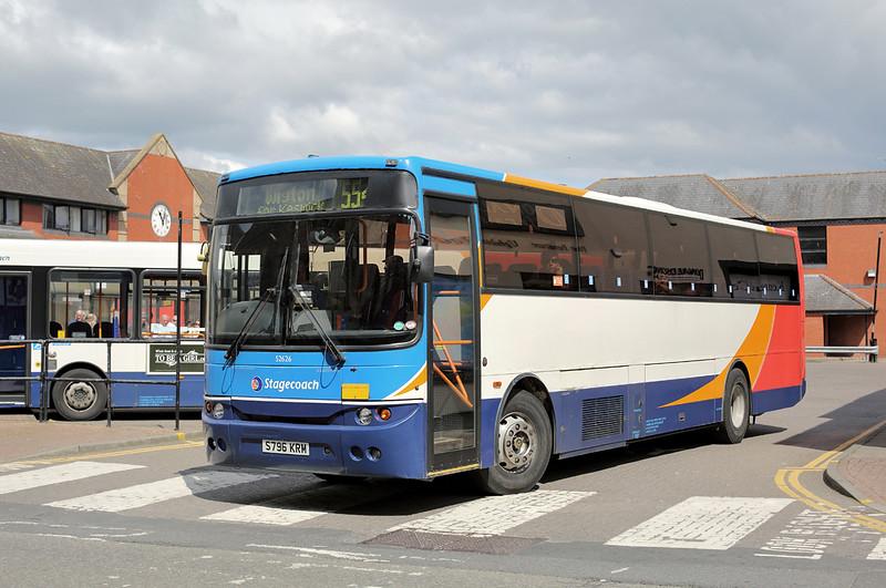 52626 S796KRM, Carlisle 16/6/2014