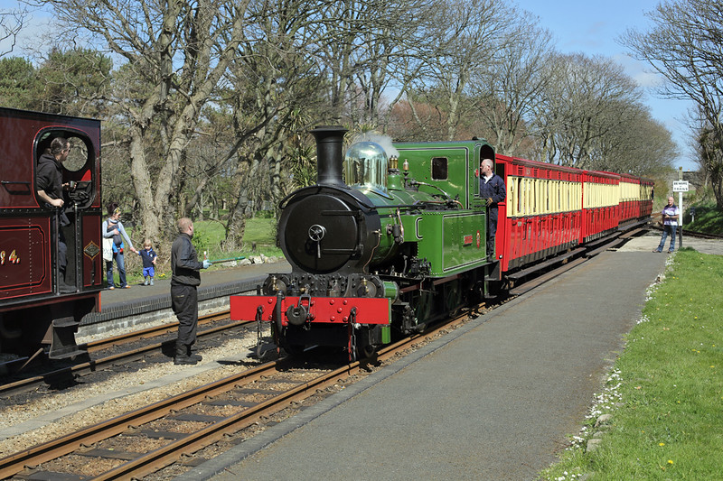 10 'G H Wood', Castletown 18/4/2014<br /> 1150 Douglas-Port Erin