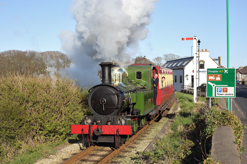 10 'G H Wood', Castletown 18/4/2014<br /> 1720 Douglas-Port Erin