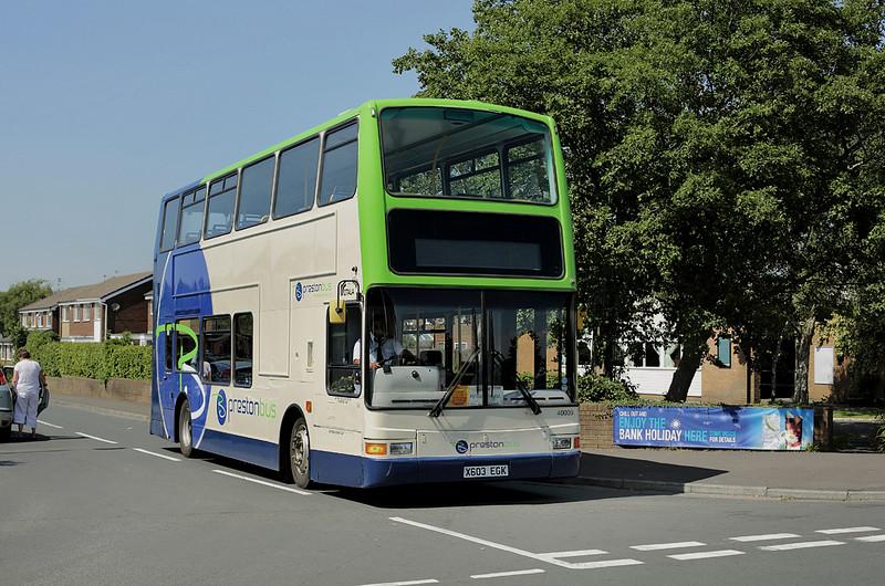 40009 X603EGK, Penwortham 18/6/2014