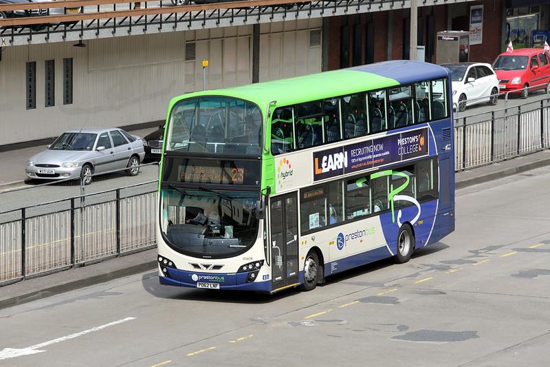 40608 PO62LNF, Preston 19/6/2014