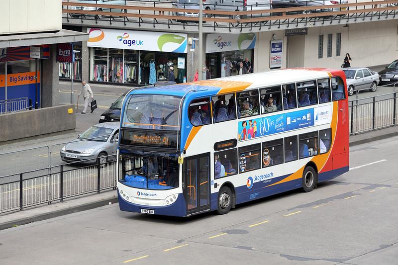 15683 PX60BDZ, Preston 19/6/2014