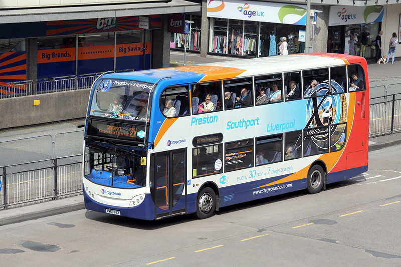 15466 PX58FXK, Preston 19/6/2014