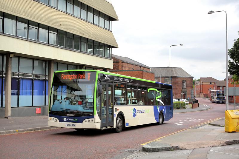 30915 PO56JDK, Preston 19/6/2014