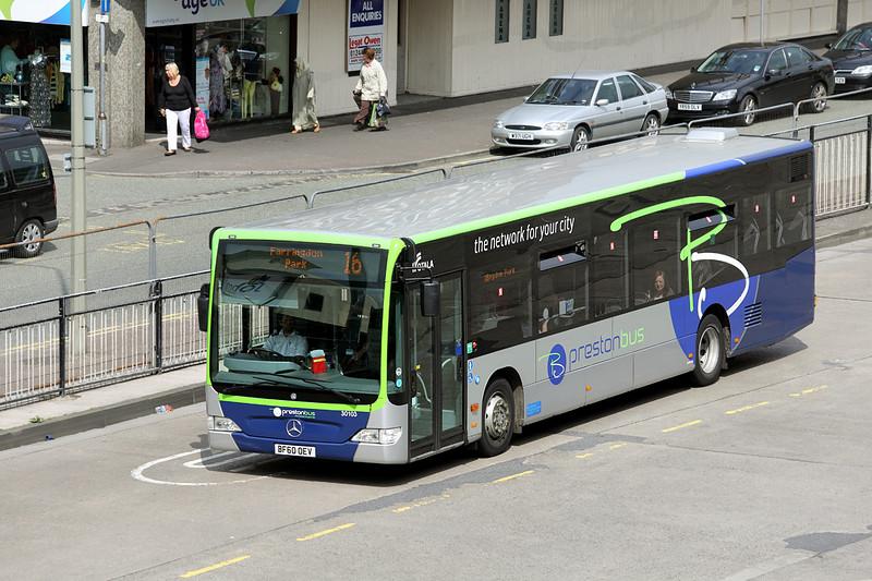 30103 BF60OEV, Preston 19/6/2014