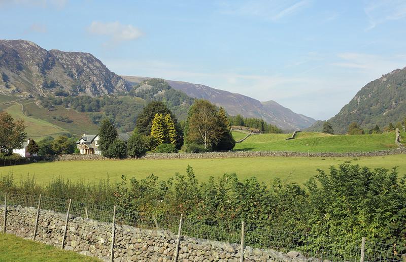 Borrowdale, Cumbria, 19/9/2014