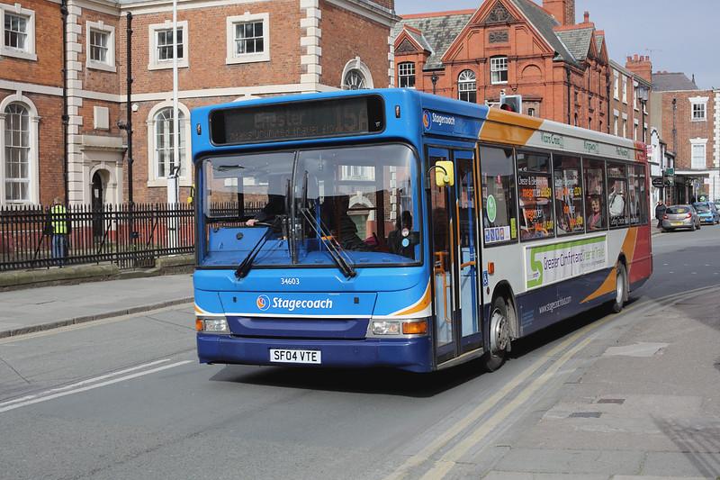 34603 SF04VTE, Chester 20/3/2014