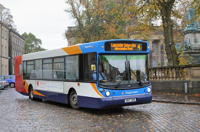 22817 X817SRM, Lancaster 20/10/2014