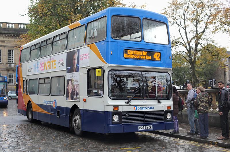 16634 P234VCK, Lancaster 20/10/2014