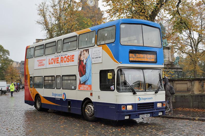 16660 R260NBV, Lancaster 20/10/2014