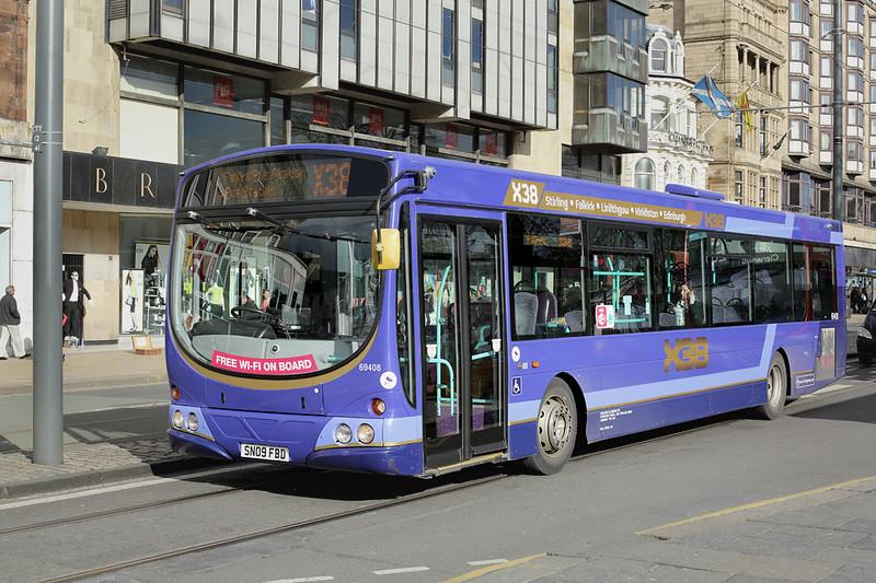 69408 SN09FBD, Edinburgh 21/2/2014