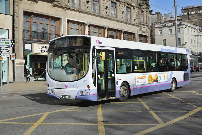 61230 YM52UWH, Edinburgh 21/2/2014
