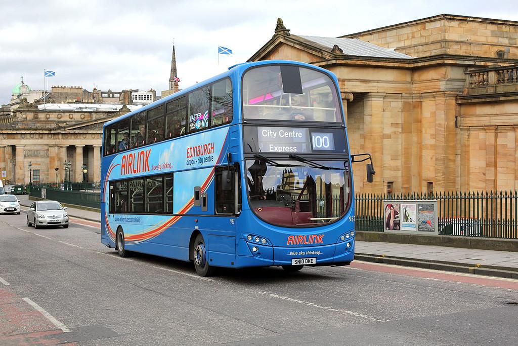 937 SN10DKE, Edinburgh 21/2/2014