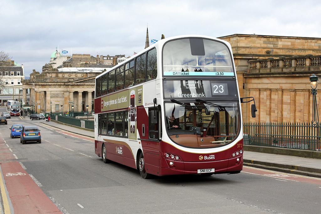 372 SN11ECF, Edinburgh 21/2/2014