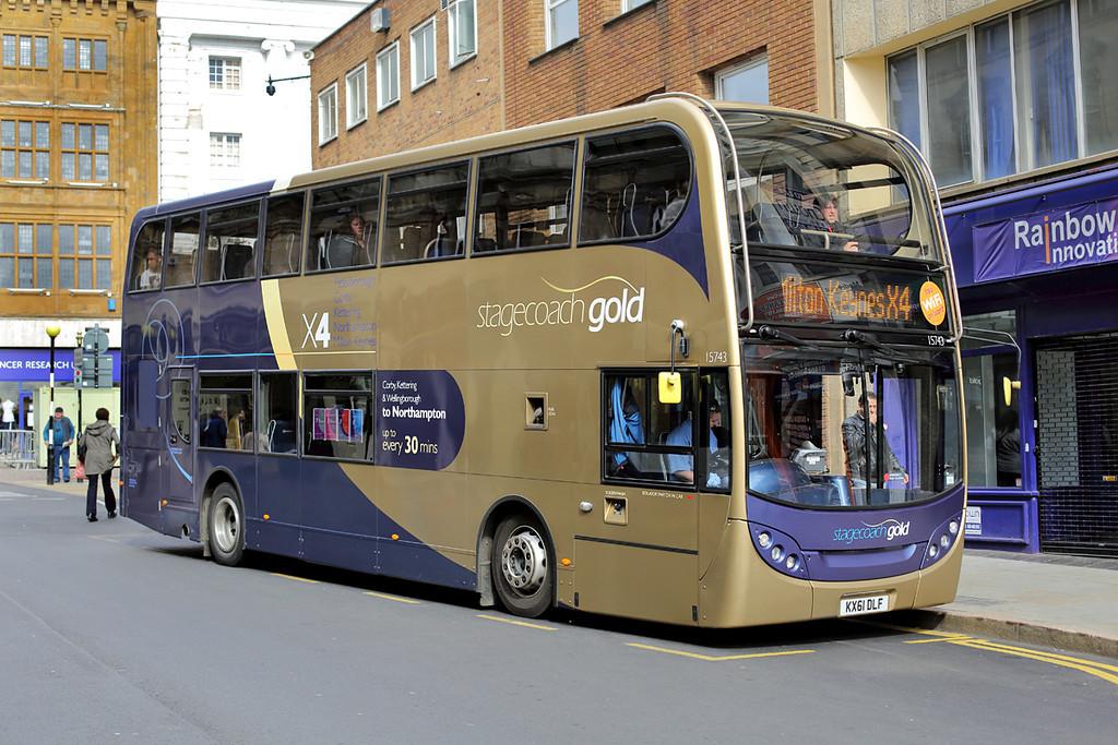 15743 KX61DLF, Northampton 21/3/2014