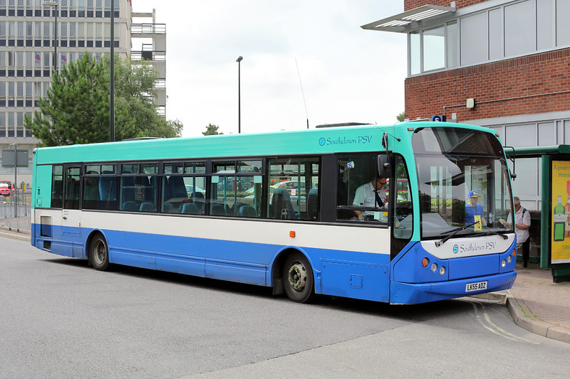 LK55ADZ, Crawley 21/7/2014