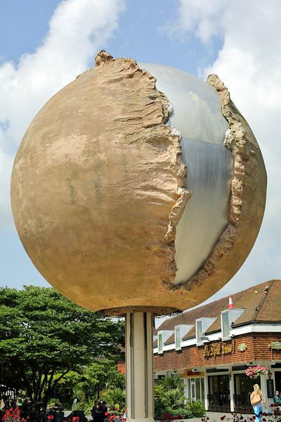 'Cosmic Cycle', Horsham 21/7/2014