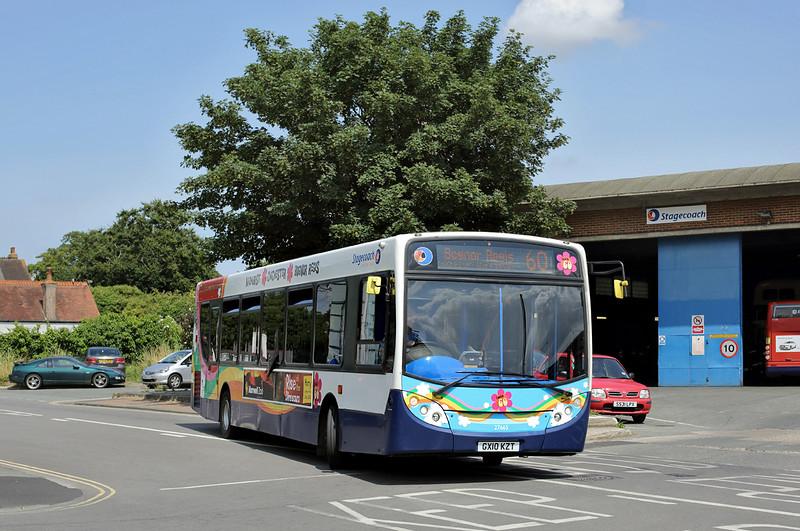 27665 GX10KZT, Chichester 21/7/2014