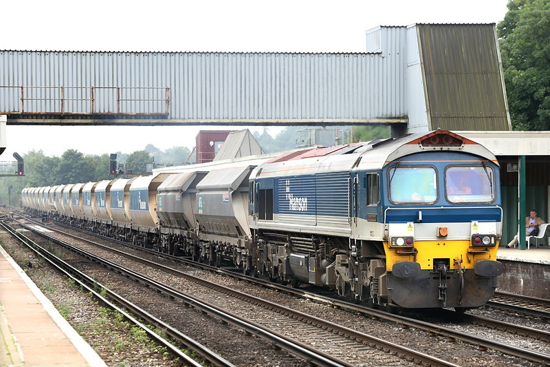 59102 Redhill 21/7/2014<br /> 6Y60 0930 Ardingly-Hither Green