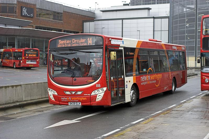 88 DK09ELH, Warrington 22/4/2014