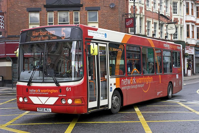 61 DK56MLL, Warrington 22/4/2014