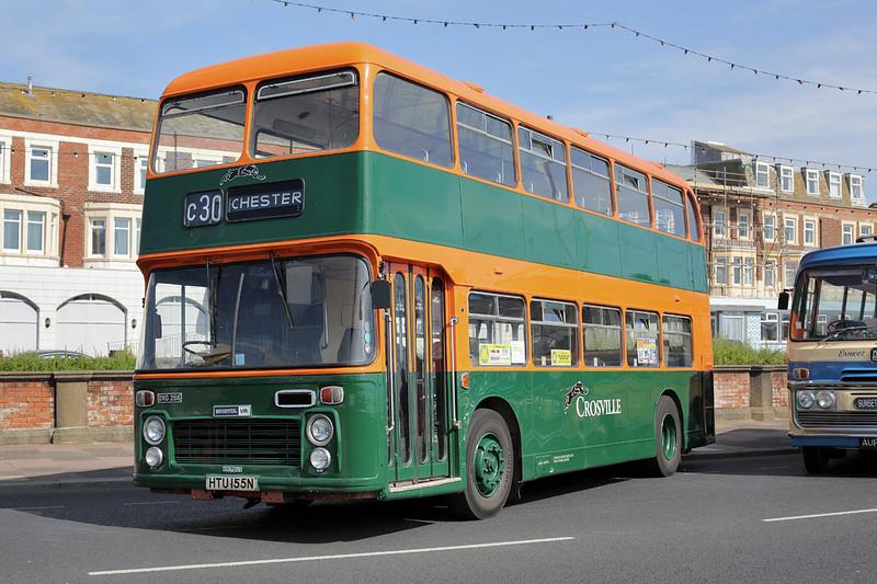 DVG266 HTU155N, Blackpool 22/6/2014