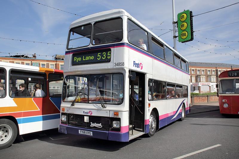 34858 F158XYG, Blackpool 22/6/2014