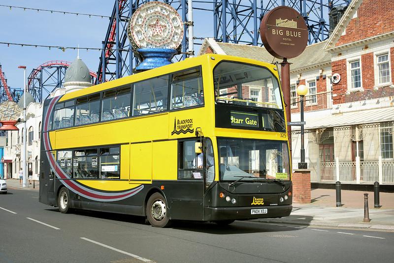 325 PN04XDJ, Blackpool 22/6/2014