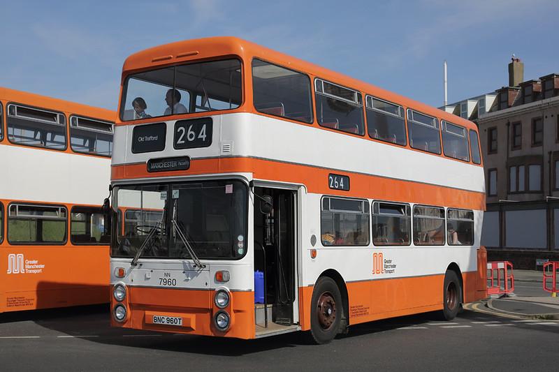 7960 BNC960T, Blackpool 22/6/2014