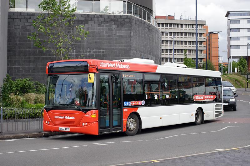 1830 BV57XGX, Birmingham 23/5/2014