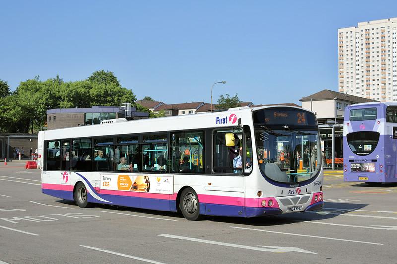 65720 SN54KFC, Glasgow 23/7/2014