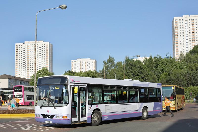 61709 Y307RTD, Glasgow 23/7/2014