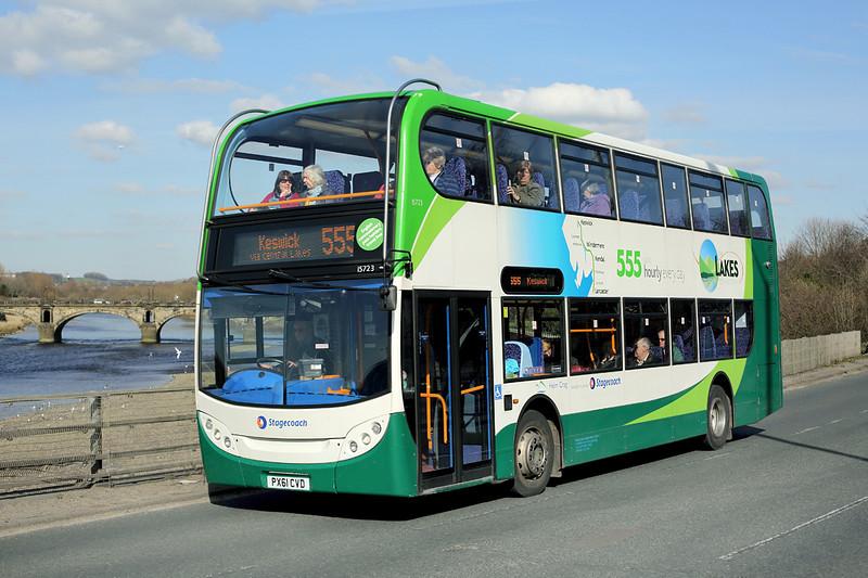 15723 PX61CVD, Lancaster 24/3/2014
