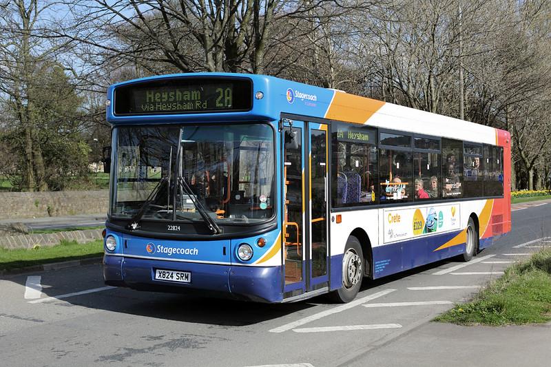 22824 X824SRM, Lancaster 24/3/2014